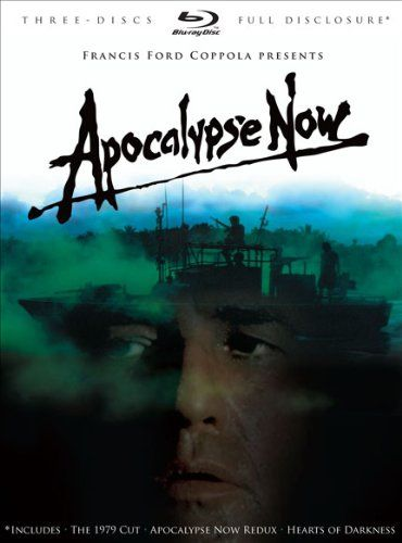 Apocalypse Now (Apocalypse Now / Apocalypse Now Redux / Hearts of Darkness) (Three-Disc Full Disclosure Edition)  [Blu-ray] $23.14