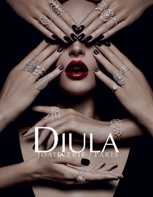 Campagnes | Djula bijoutier joaillier de luxe à Paris, créations bagues, colliers, boucles d'oreilles