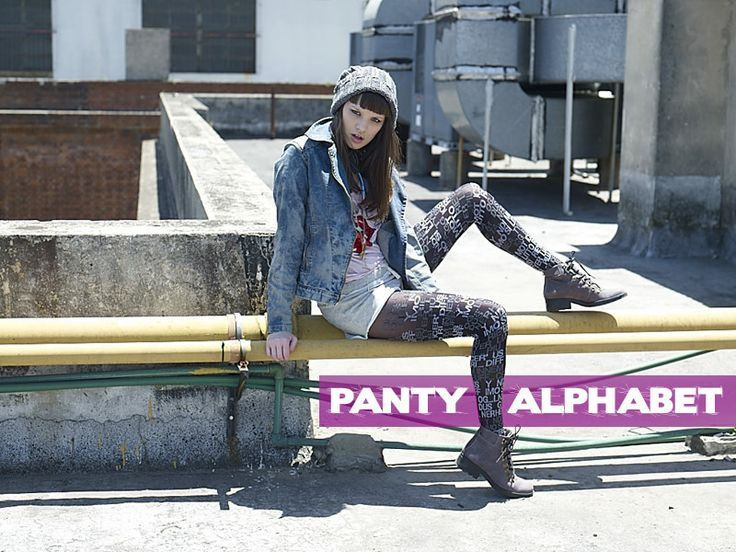 panty alphabet