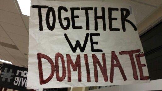 Together We Dominate