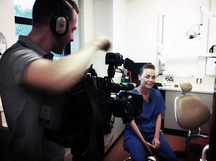 Interviewing nurses