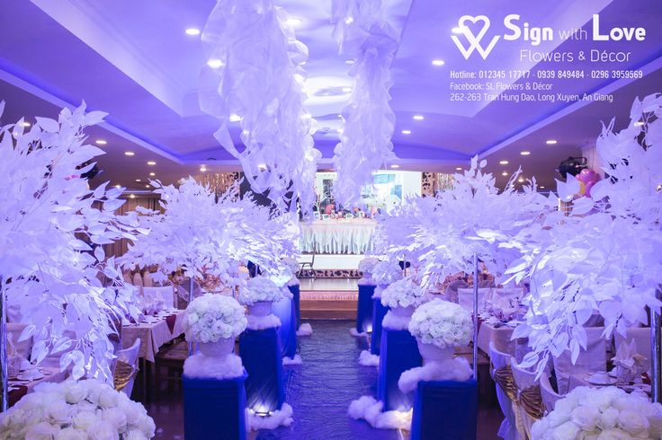 Ocenic wedding by SL Sign with Love VietNam Long Xuyen Contact: +841234517717