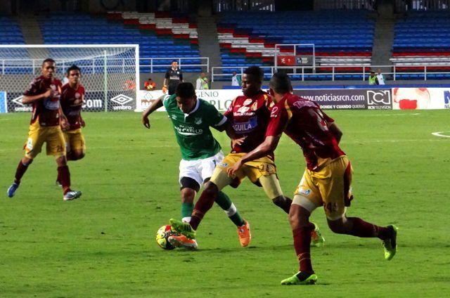 Deportivo Cali se acordó de ganar y dejó sin chance al #Tolima.