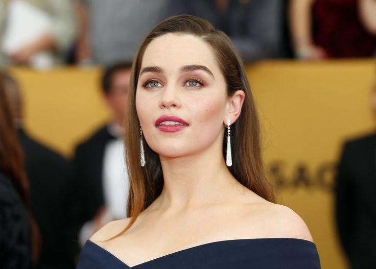 Emilia Clarke - her skin care secrets at http://skincaretips.pro