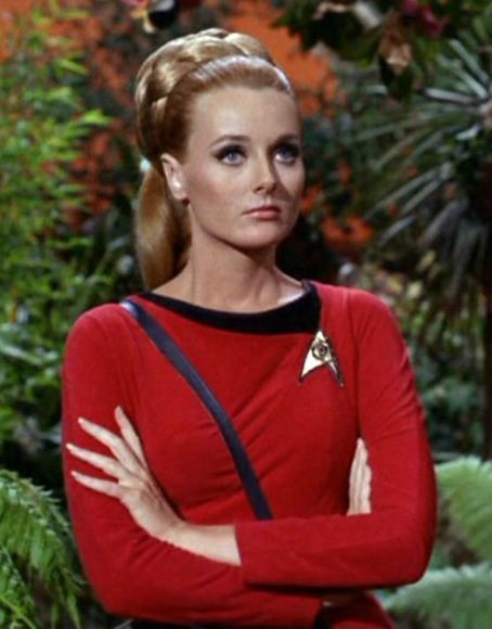 Barbra Bouchet Star Trek - Bing Images