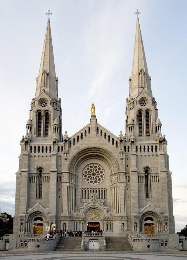 Basílica St-Anne de Beaupré - Quebec