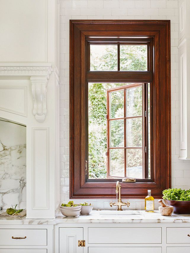 Best 25 molding around windows ideas on pinterest white window trim windows upgrade and - Basic kitchen upgrades to liven up your kitchen ...