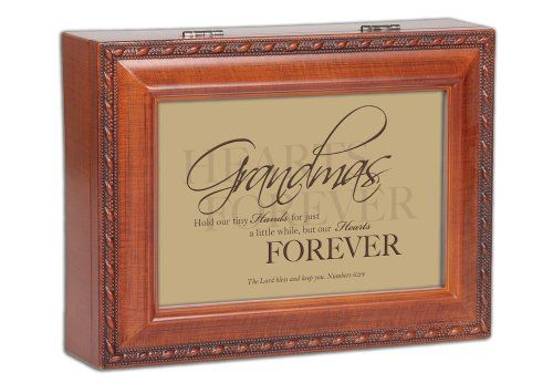 Grandma Woodgrain Inspirational Cottage Garden Traditional Music Box Plays How Great Thou Art *** Check out this great product.