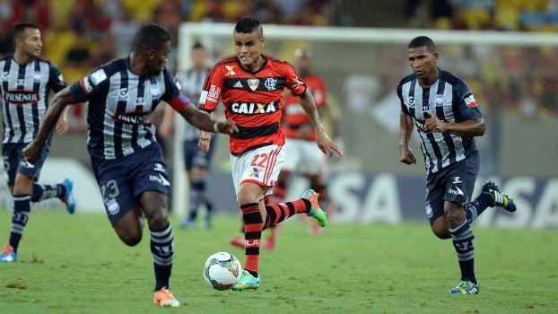 BLOG DO MENGÃO!: Flamengo joga a vida na Libertadores contra o Emel...