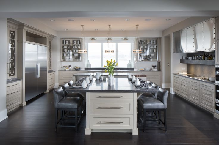 KBD Dream Home Kitchen, Contemporary Style   Kitchens By Design,  Indianapolis