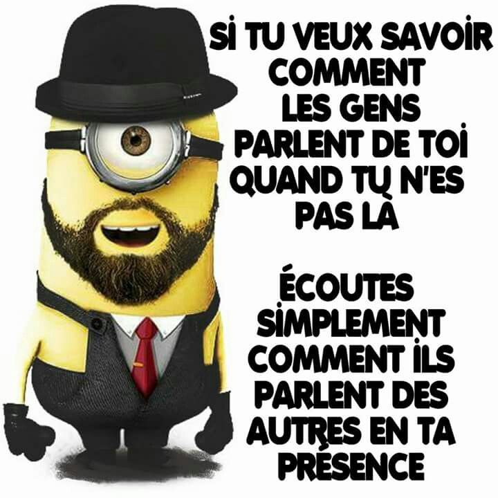 Citation Citation Minion Comment Parler Minions