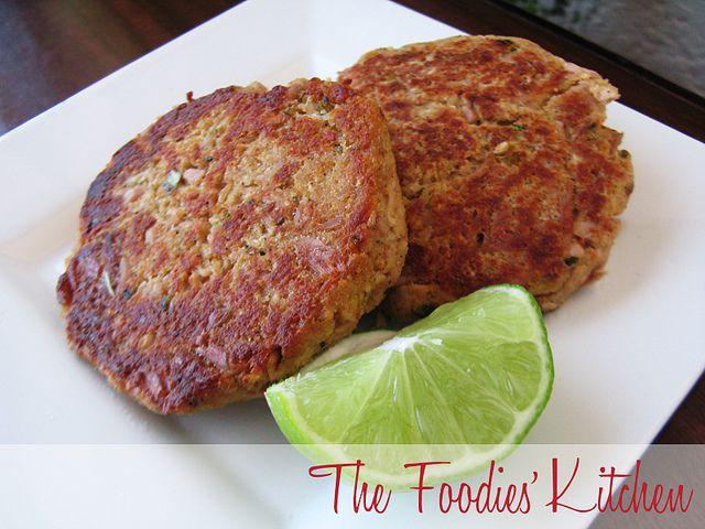 Tuna Patties by The Foodies' Kitchen, via Flickr
