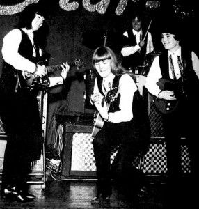 And Your Liverbirds Can Sing: The Electric Girls Known as The Female Beatles. #liverbirds #valerie gell #sylvia saunders #sheila mcglory #pamela birch