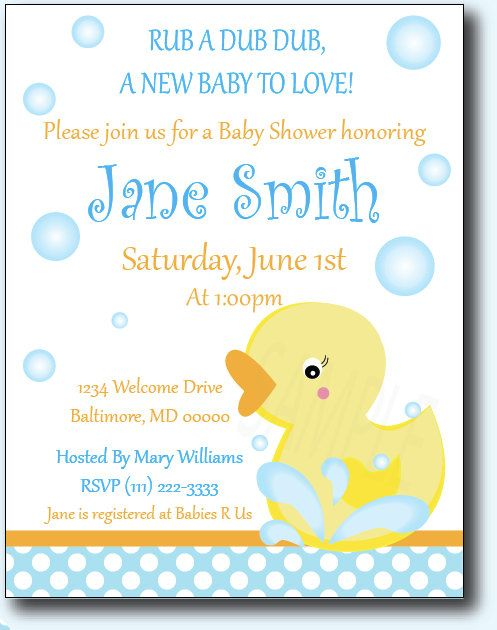 The 25 best Ducky baby showers ideas on Pinterest