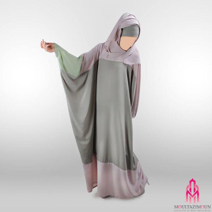 Abaya Najmat al khalij Al Moultazimoun - #Boutique - #jilbab - #salat - #prière - #best - #abaya - #modest #fashion - - #modest #wear - #muslim #wear - #jilbabi - #outfit - #hijabi - #hijabista - #long #dress - #mode #musulmane - #DIY - #hijab