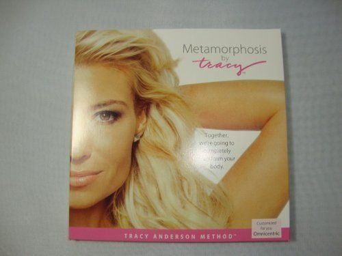 Tracy Anderson – Metamorphosis by Tracy – 4 DVD Set