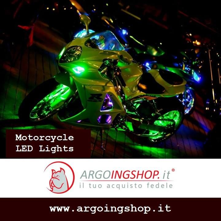 🔖 Best Motorcycle LED Lights at ArgoingShop 🔖   🏍 The ArgoingShop offers a variety of LED Tail Lights, LED Lights and Accessories for Motorcycles at lowest prices!  🎯✔ Visit Shop Here: www.argoingshop.it