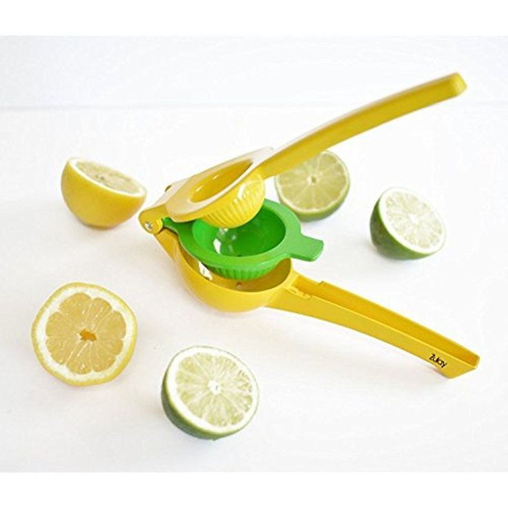 Zulay Hand Press Citrus Juicer Quality Metal Lemon Lime Squeezer Heavy Duty Home #ZulayKitchen