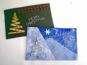 Fabric Postcard tutorial