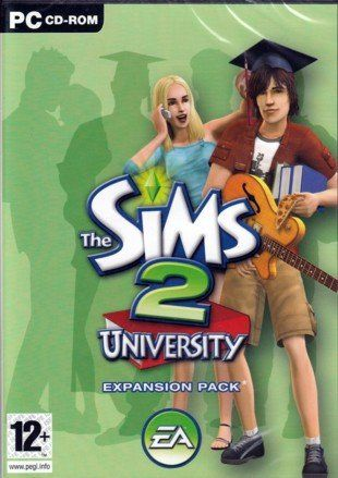 The Sims 2 University Expansion Pack - Pc, 2015 Amazon Top Rated Games #VideoGames