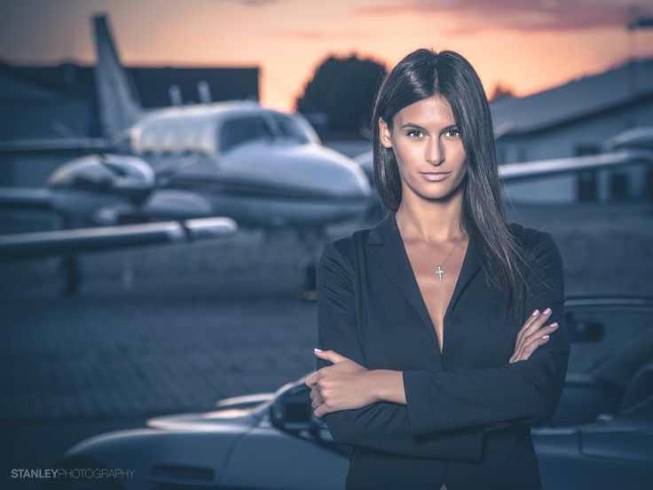 Photoshoot for Aston Martin Denmark // Model: Vaiga // Photo: Stanley Photography