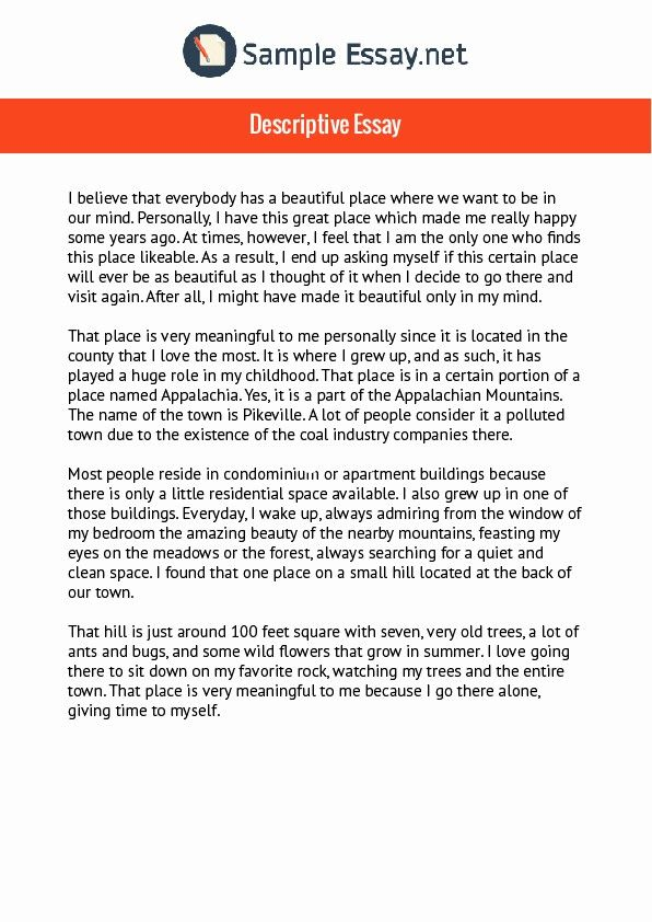 Descriptive Narrative Essay Example Beautiful 1000 Image About Word On Pinterest Of Writing Skills A
