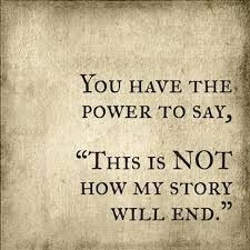 So don't end your story <3