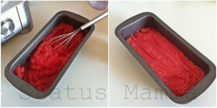 Sorbetto di Anguria senza gelatiera dessert fresco dolce status mamma blog foto tutorial estivo blogger Giallozafferano