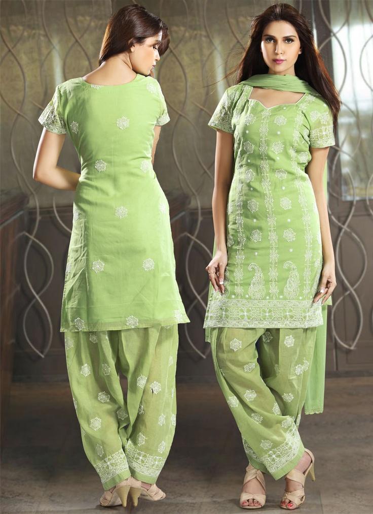 Latest Fashion Punjabi Suits
