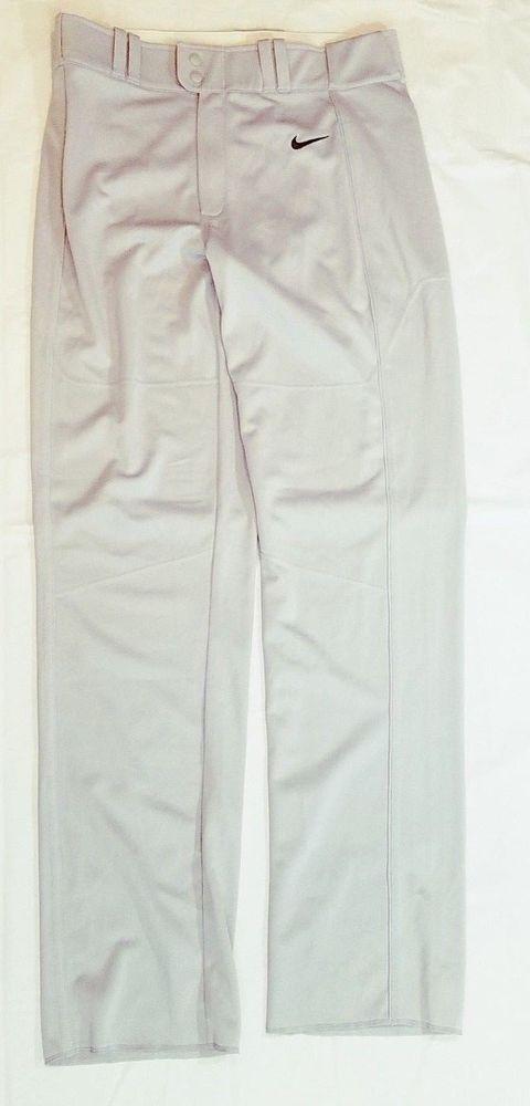 88c97f3bf82213 Nike Men s Long Unhemmed Baseball Pants Stock Vapor  Nike ...