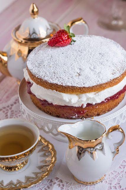 Cakes Lab Test&Taste: Victoria Sponge Cake