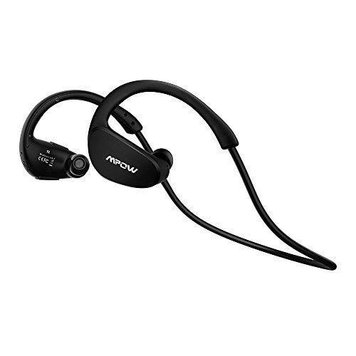 Mpow [Gen-3] Cheetah Bluetooth Headphones V4.1 Wireless Sport Headphones Sweatproof Running Workout Headset