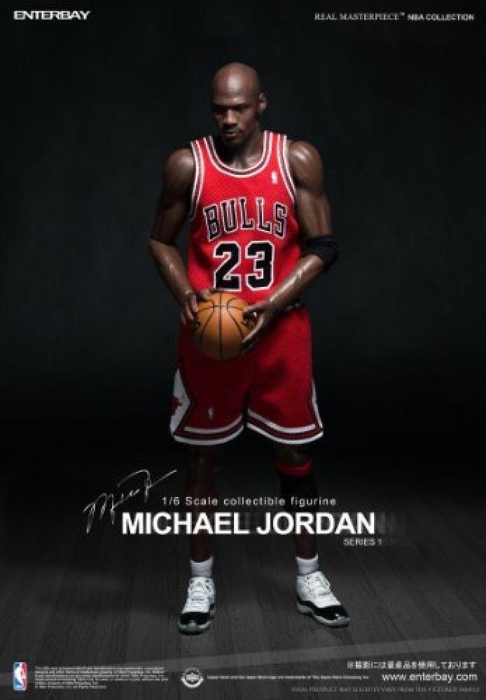 Michael Jordan Nba Chicago Bulls 23 Real Masterpiece Figure Away Jersey Enterbay Michael Jordan Chicago Bulls Michael Jordan Pictures Michael Jordan Basketball