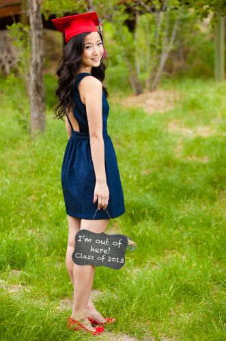 Class of 2013 Graduation Portrait Shoot by Josh and Jen Photography | Two Bright Lights :: Blog