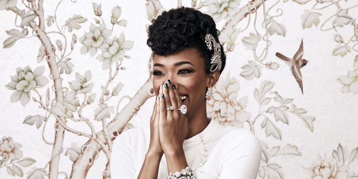 Sonequa Martin-Green Is as Lovely (and Lively!) as It Gets - GoodHousekeeping.com