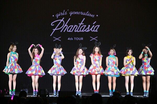 Girls Generation phantasia concert