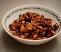 Rich Toasted Muesli Clusters {Thermomix}