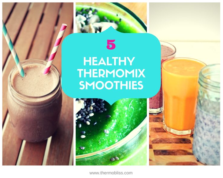 Thermomix Smoothies