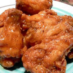 Sweet Spicy Wings Recipe on Yummly