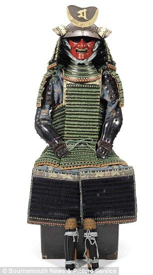 A rare Samurai suit worn by a fearsome band of Japanese warrior women is set to be auctioned - and expected to fetch tens of thousands of pounds.    The exquisitely crafted armour coming up for sale would have been worn by a diminutive woman by today's standards who would have stood under 5ft tall.    But with her rigorous training and lethal katana swords she would be more than a match for most men twice her size.