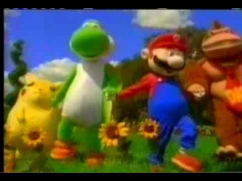 Super Smash Bros Commercial (N64), LOL!! hilarious!