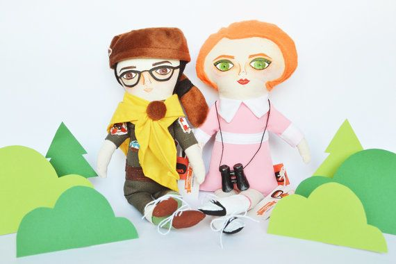 gorgeous customized dolls made by Isabel Guzmán