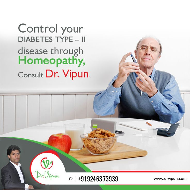 Control your Diabetes Type - II disease through Homeopathy, Consult Dr.Vipun.  For More Info Visit : http://www.drvipun.com/