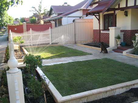 like lawn edge
