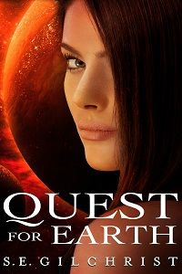 Quest For Earth by S.E. Gilchrist; Escape Publishing
