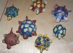 Fler BLOG   jits / Nápady na tvoření v keramickém kroužku