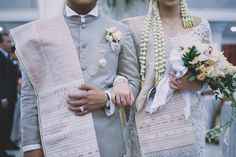 Pernikahan adat Batak di Jakarta - www.thebridedept.com