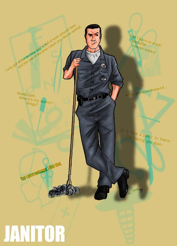 140 best Janitor life images on Pinterest Funny stuff, Funny - another word for janitor