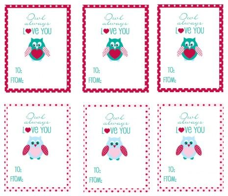 free valentines day party printables from mirabelle creations - Free Printable Templates For Kids
