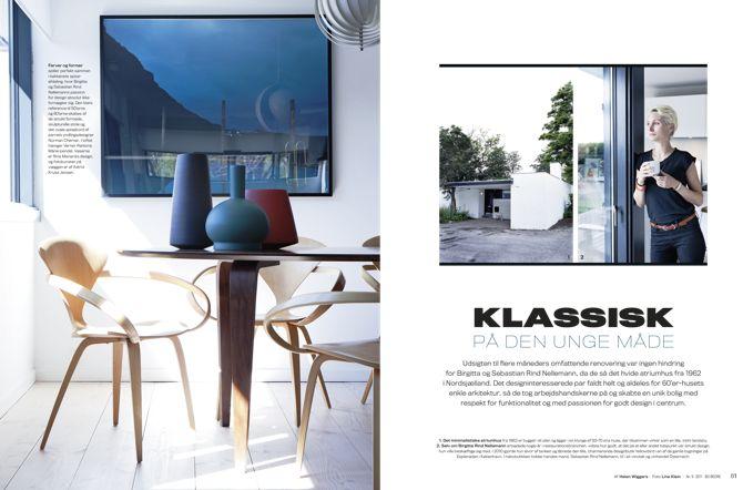 Reinsch Design | BO BEDRE · YELLOWBIRD boligreportage